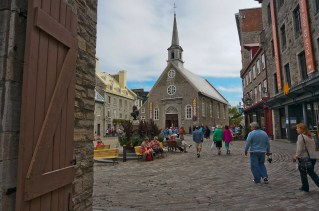 Quebec old town