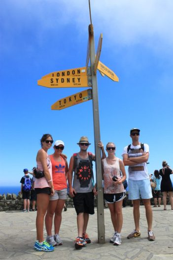 Cape Reinga, New Zealand [CS]
