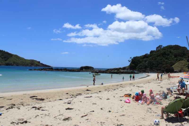 Matai Bay, New Zealand
