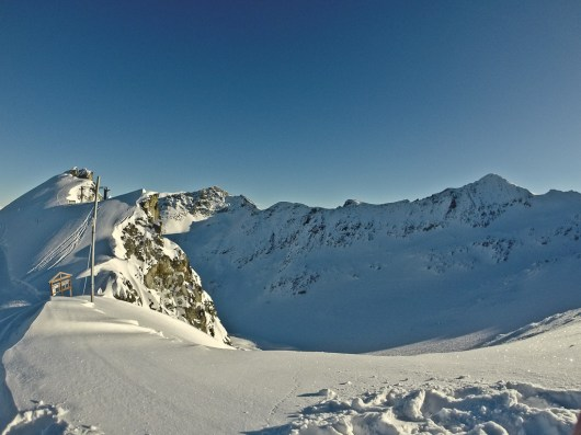 Blackcomb Glacier
