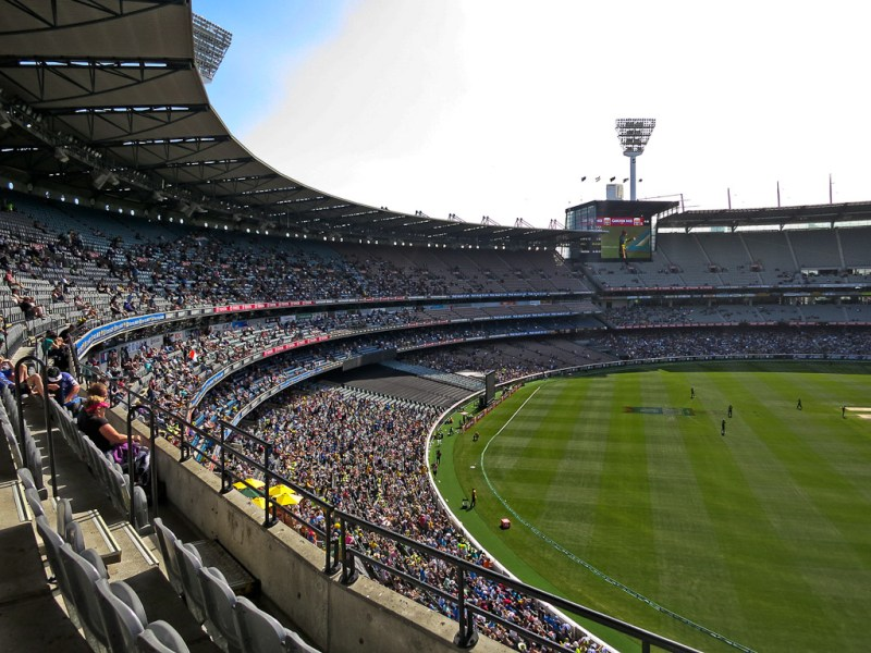 The Melbourne Cricket Ground
