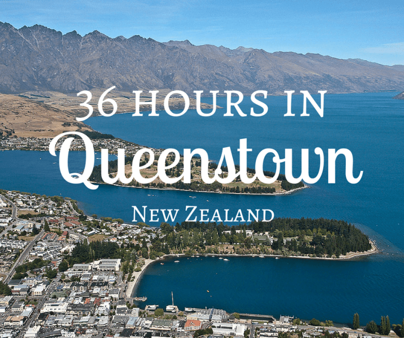 36 hours in queenstown