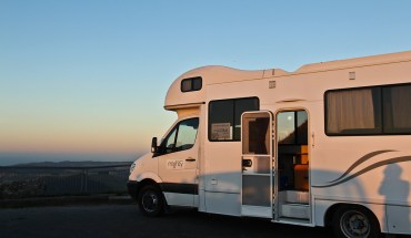 hawkes bay campervan