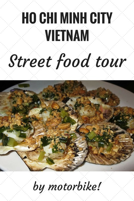 What could be better than riding motorbikes and sampling some of the city's best street food? The Ho Chi Minh City food tour run by XO Tours is fantastic!