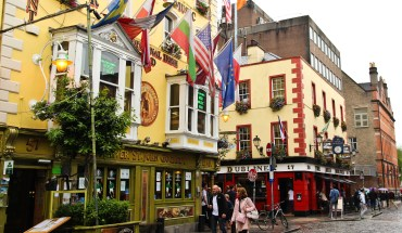 Have you only got one day in Dublin? Make the most of it with this guide to the top sites, cute streets, great food, and of course some Guinness!