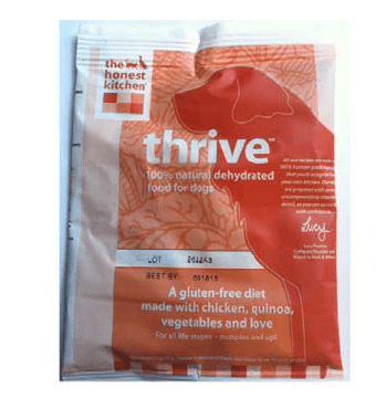 The Honest Kitchen recalls certain Verve Zeal and Thrive