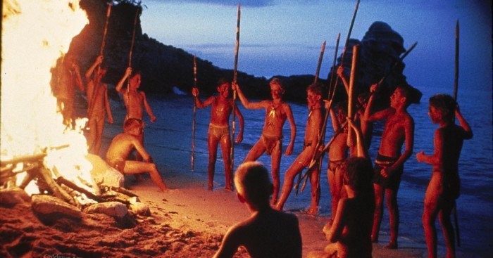 Hollywood bad idea All female Lord of the Flies film