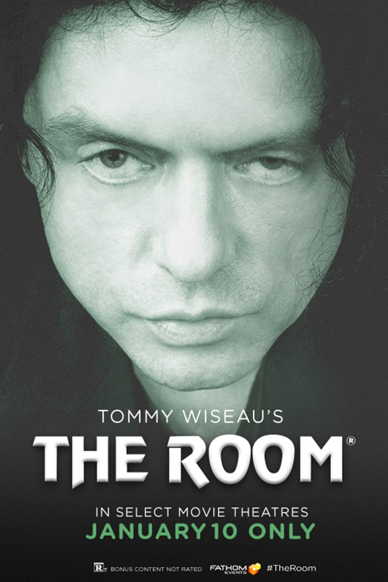 Tommy Wiseaus The Room returns to theaters January 19