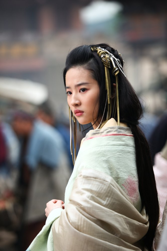 Disneys Live Action Mulan Will Star Crystal Liu Aka