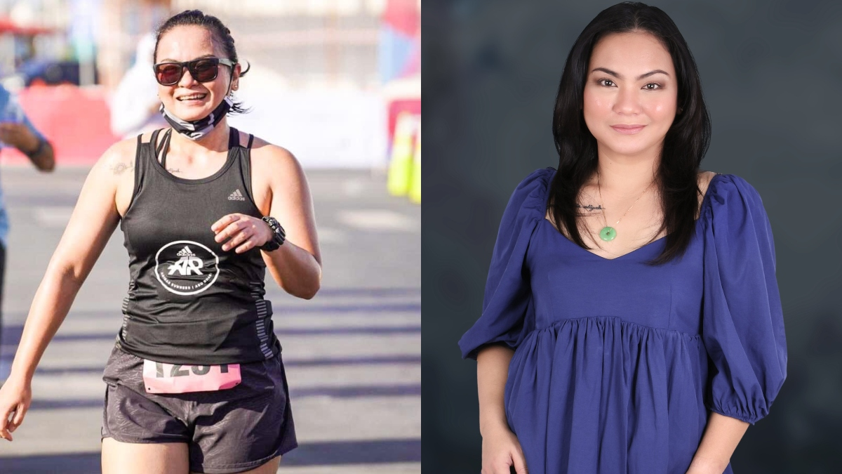 Filipina accountant in Abu Dhabi leading an active lifestyle