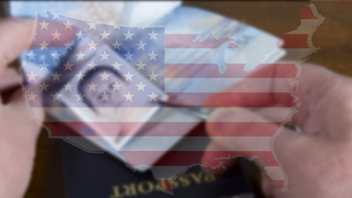 Forging documents to obtain US visa led to imprisonment of a Filipino