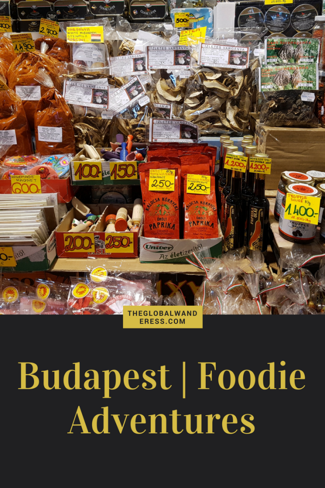 A Foodie's Guide to Budapest
