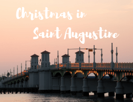 Christmas in St.Augustine