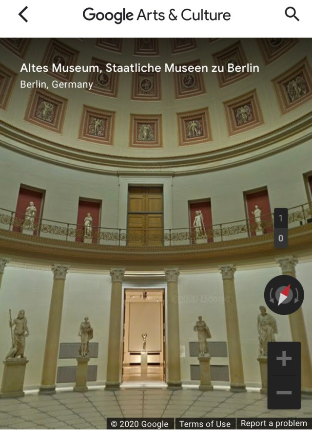 Museums with Virtual tours