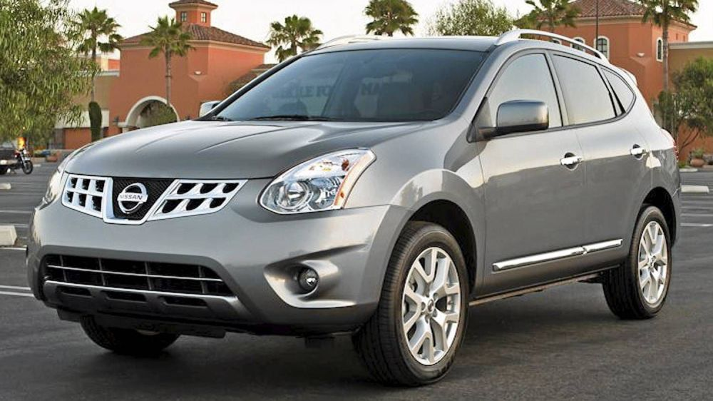 medium resolution of nissan s rogue will grow on you