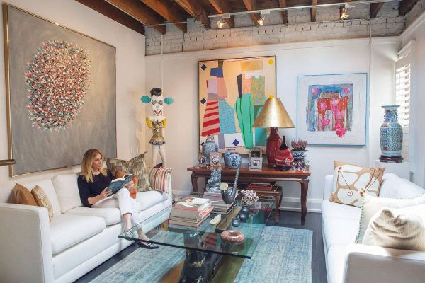 Barbara Atkin Living Room Feel In