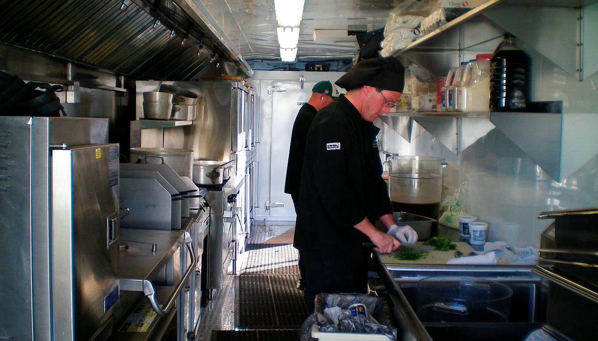 mobile kitchens granite countertops kitchen search terms canadian companies the globe and mail ontario man named david craig used to be a caterer catering by wanting
