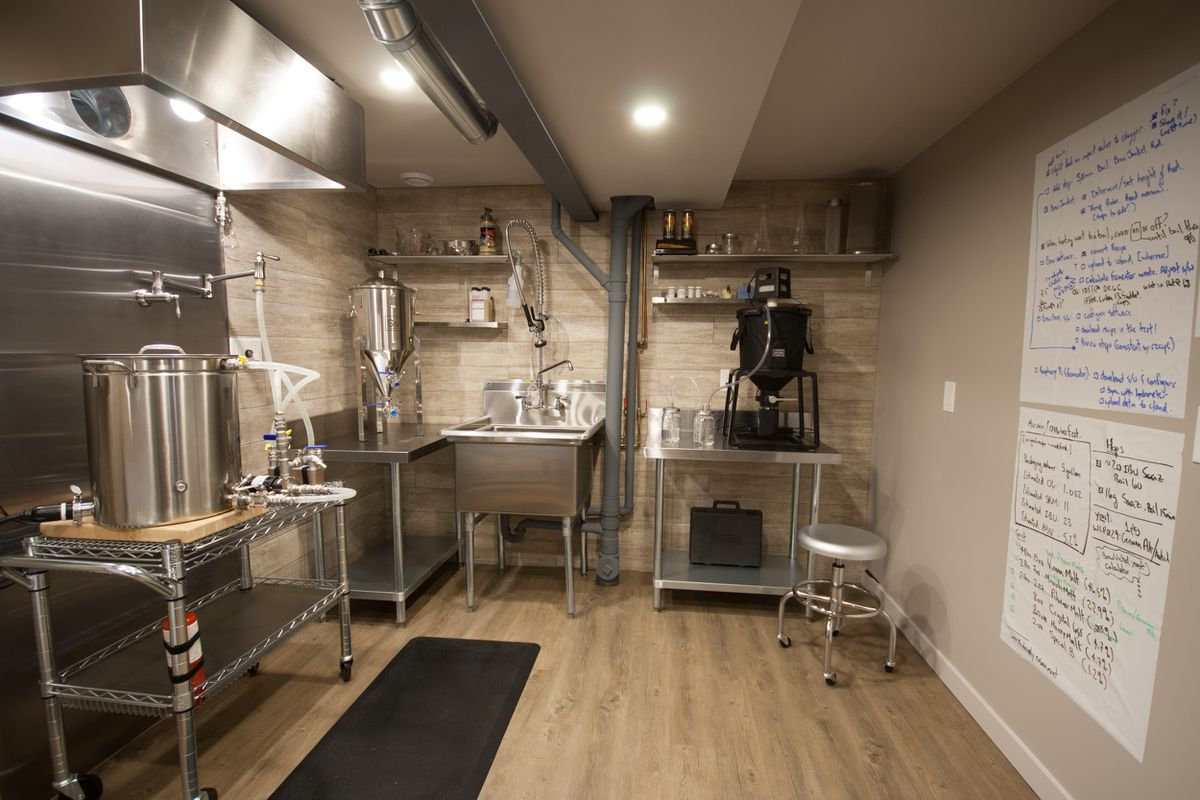 In A Suburban Ottawa Basement A State Of The Art Brew