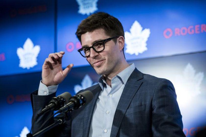 Kyle Dubas sticks to script despite the Toronto Maple Leafs' recent  struggles - The Globe and Mail