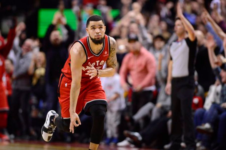 Image result for fred vanvleet
