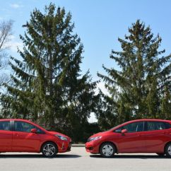 Toyota Yaris Trd Vs Honda Jazz Rs Grand New Veloz 2019 Faceoff Fit The Globe And Mail