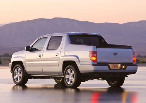 small resolution of buying used honda ridgeline is a steady performer