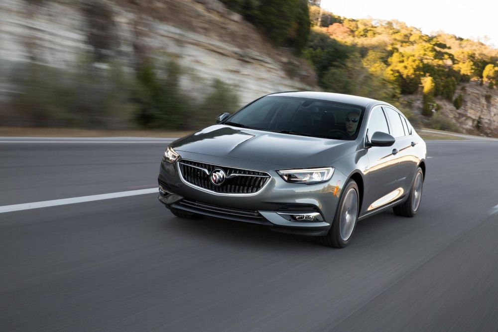 medium resolution of an attractive sportback with impressive all wheel drive with the 2018 buick regal
