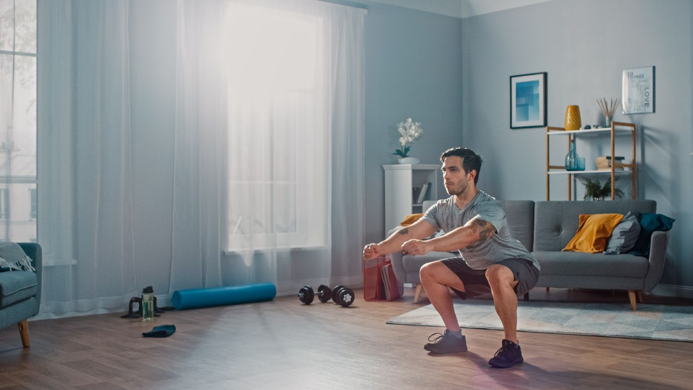 As Coronavirus Shutters Gyms It S Important To Develop An At Home Workout Routine The Globe And Mail