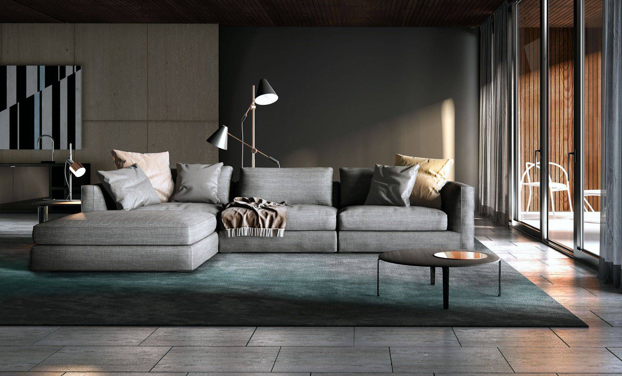 sectional sofas nyc showroom kevin charles express sofa modern furniture retailer faces classic kinks in customer service