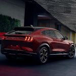 Review The 2021 Ford Mustang Mach E Is A Stylish New Ev That S Quick Quiet And Fun To Drive The Globe And Mail