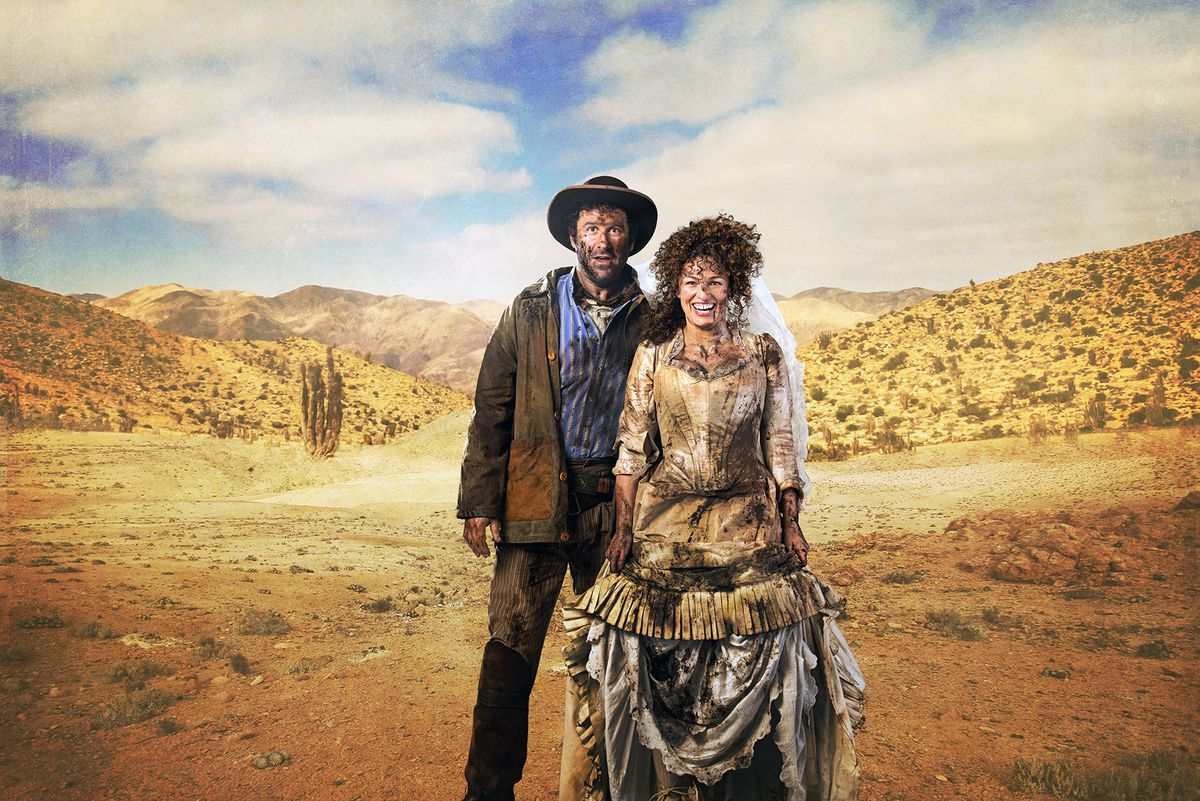 Review Shakespeare Travels To The Wild West For A Modern