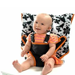 Cloth Portable High Chair Outdoor Table And Chairs Set Have Baby Will Travel With These 3 Family Friendly