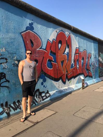Berlin 2016 - East Side Gallery
