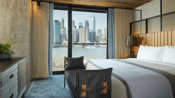 #SundaySpotlight | 1 Hotel Brooklyn Bridge