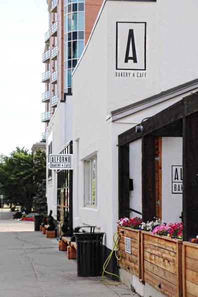 Alforno Bakery and Cafe