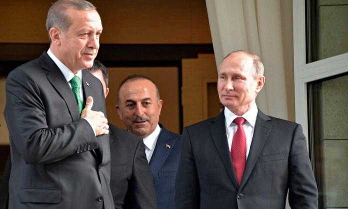 putin, erdogan, syria