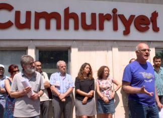 cumhuriyet journalists trial gazeteciler yargilaniyor turkey
