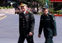 Iran, Turkey, Kurdistan independence, Russia, iranian army chief