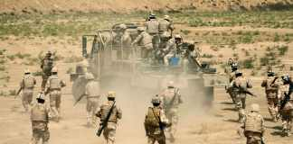 iraq troops isis killed