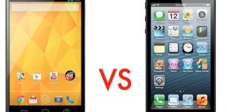 iphone 5 and nexus 4