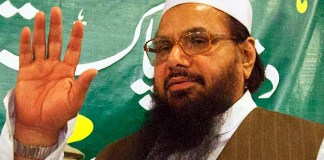 Jud chief Hafiz Saeed