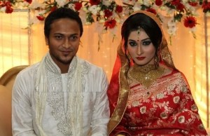 Shakib marriage
