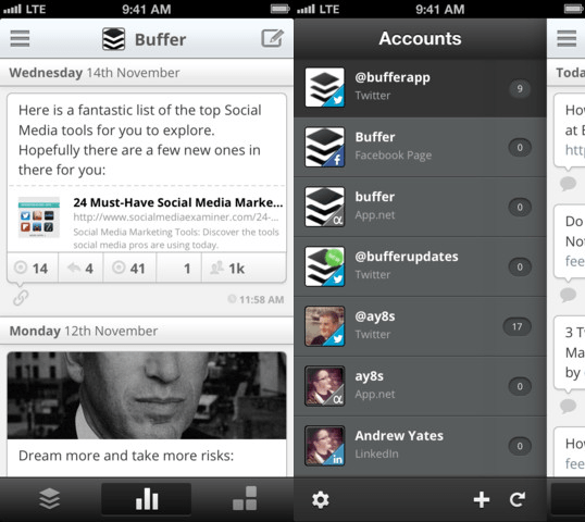 buffer for ios