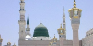 masjid-e-nabvi