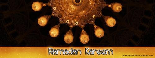 Ramadan Kareen facebook Cover photos