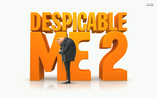 Despicable me 2 Movie Cute wallpapers (16)