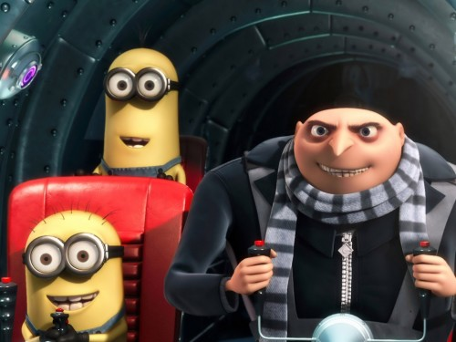 Despicable me 2 Movie Cute wallpapers (2)