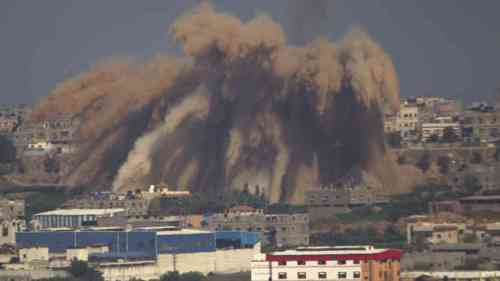 Israel attacks palestine (6)