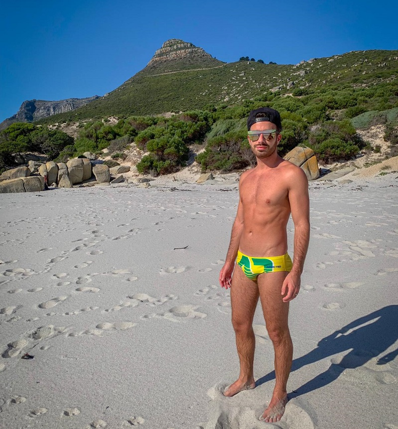 How to find the Gay Beach in Cape Town?