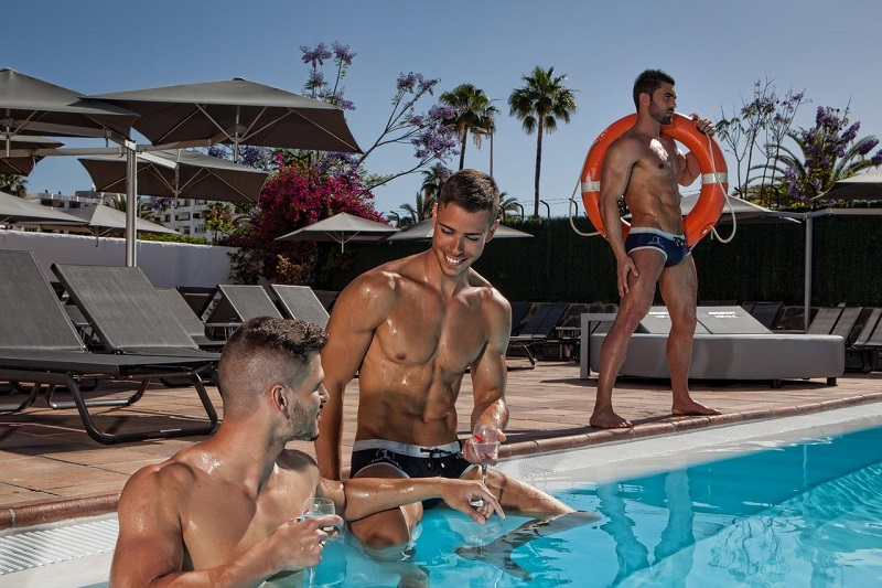 The Top Gay Resorts and Gay Hotels in Europe